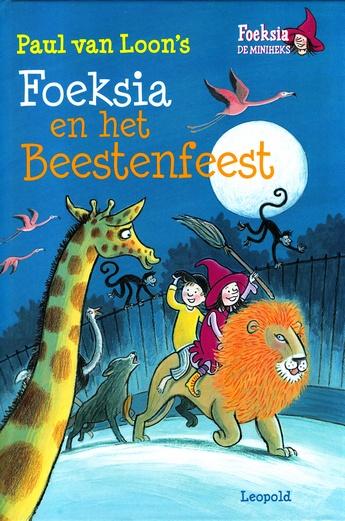 Coverafbeelding van: Foeksia en het Beestenfeest