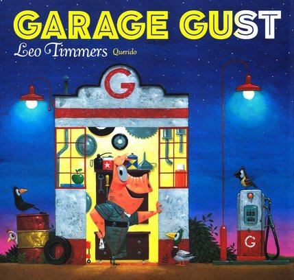 Coverafbeelding van: Garage Gust
