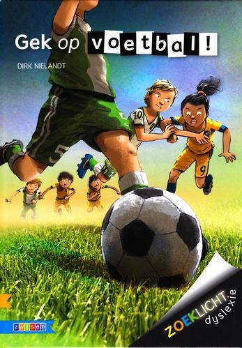 Coverafbeelding van: Gek op voetbal!