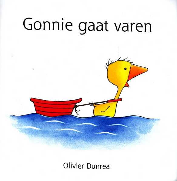 Coverafbeelding van: Gonnie gaat varen badboekje