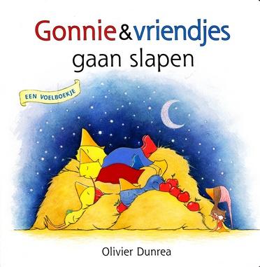 Coverafbeelding van: Gonnie & vriendjes gaan slapen