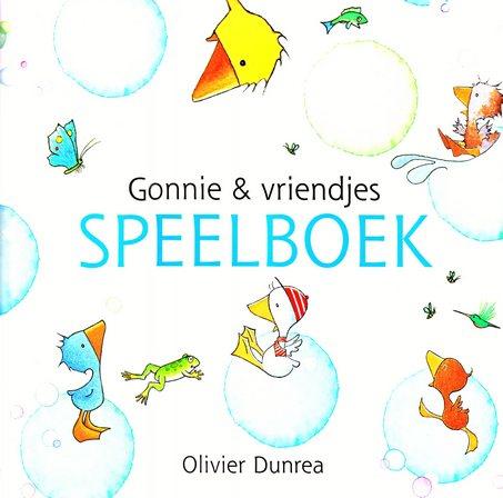 Coverafbeelding van: Gonnie & vriendjes speelboek