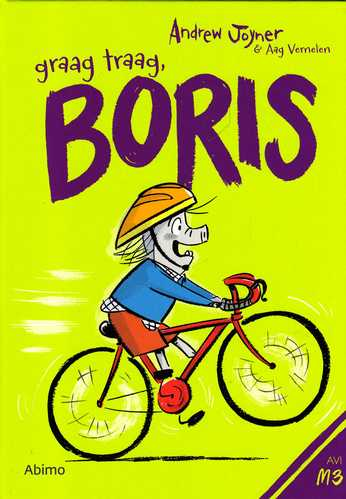 Coverafbeelding van: Graag traag, Boris