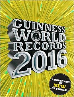 Coverafbeelding van: Guinness World Records 2016