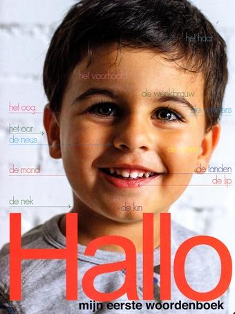 Coverafbeelding van: Hallo – mijn eerste woordenboek