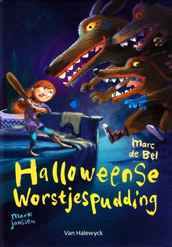 Coverafbeelding van: Halloweense Worstjespudding