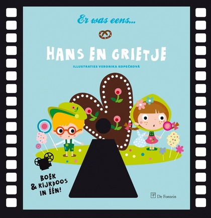 Coverafbeelding van: Er was eens… Hans en Grietje