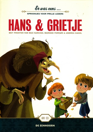 Coverafbeelding van: Er was eens… Hans & Grietje