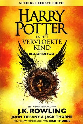Coverafbeelding van: Harry Potter en het vervloekte kind