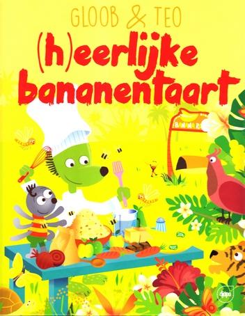 Coverafbeelding van: (h)eerlijke bananentaart
