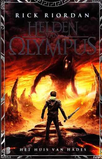 Coverafbeelding van: Het huis van Hades – Helden van Olympus, deel 4