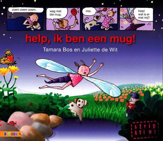 Coverafbeelding van: help, ik ben een mug!
