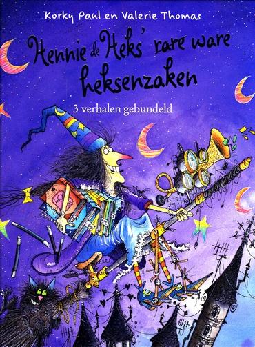 Coverafbeelding van: Hennie de Heks' ware heksenzaken
