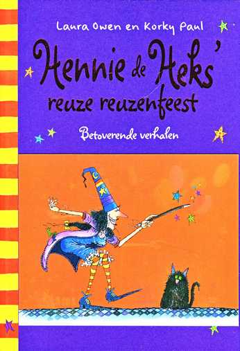 Coverafbeelding van: Hennie de Heks' reuze reuzenfeest