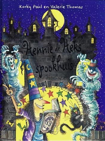 Coverafbeelding van: Hennie de Heks' spookhuis