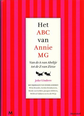 Coverafbeelding van: Het ABC van Annie MG, van de A van Abeltje tot de Z van Ziezo