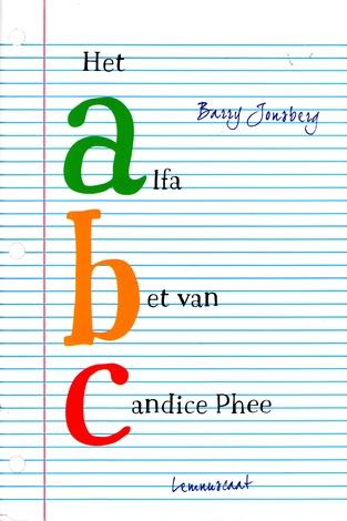 Coverafbeelding van: Het alfabet van Candice Phee