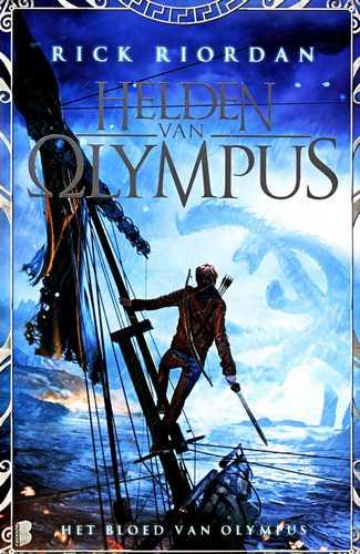 Coverafbeelding van: Het bloed van Olympus – Helden van Olympus, deel 5