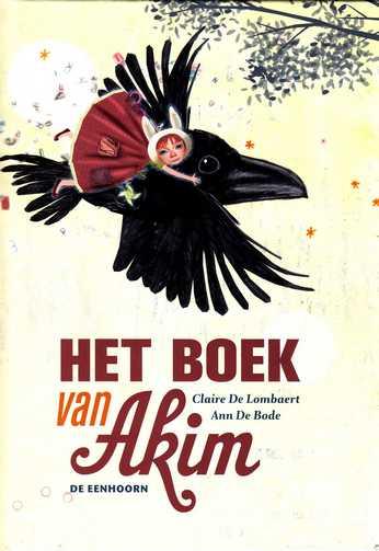 Coverafbeelding van: Het boek van Akim