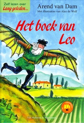 Coverafbeelding van: Het boek van Leo