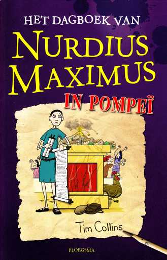 Coverafbeelding van: Het dagboek van Nurdius Maximus in Pompeï