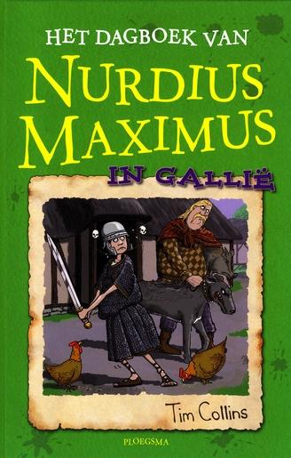 Coverafbeelding van: Het dagboek van Nurdius Maximus in Gallië