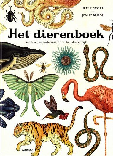 Coverafbeelding van: Het dierenboek. Een fascinerende reis door het dierenrijk