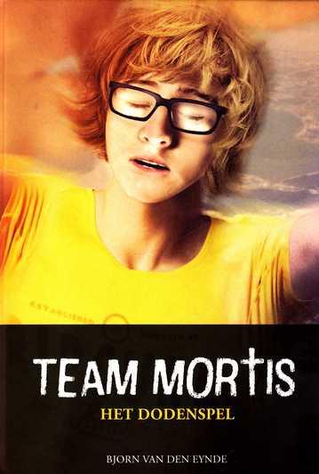 Coverafbeelding van: Het dodenspel – Team Mortis, deel 3