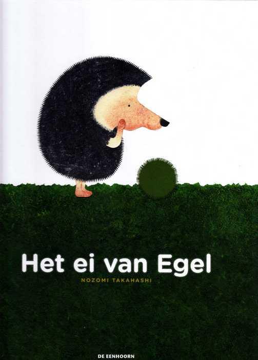 Coverafbeelding van: Het ei van egel