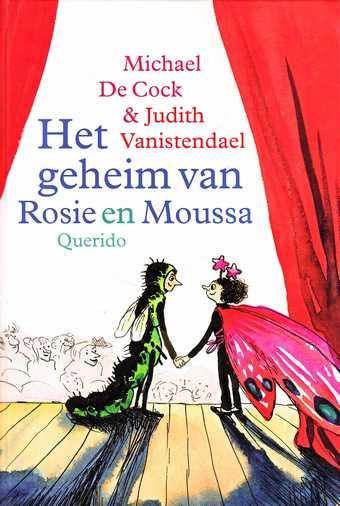 Coverafbeelding van: Het geheim van Rosie en Moussa