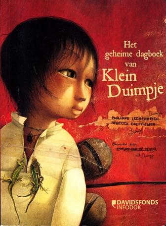 Coverafbeelding van: Het geheime dagboek van Klein Duimpje