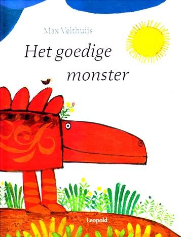 Coverafbeelding van: Het goedige monster