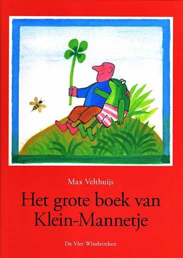 Coverafbeelding van: Het grote boek van Klein-Mannetje