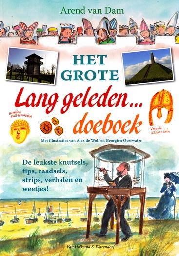 Coverafbeelding van: Het grote lang geleden … doeboek