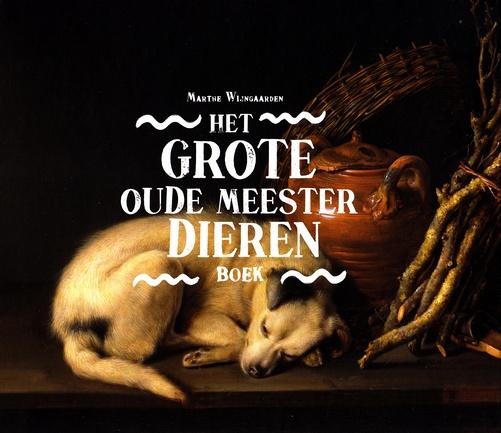 Coverafbeelding van: Het grote oude meester dierenboek