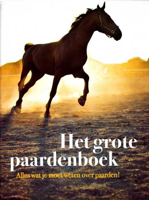 Coverafbeelding van: Het grote paardenboek