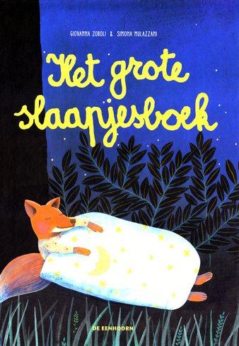 Coverafbeelding van: Het grote slaapjesboek