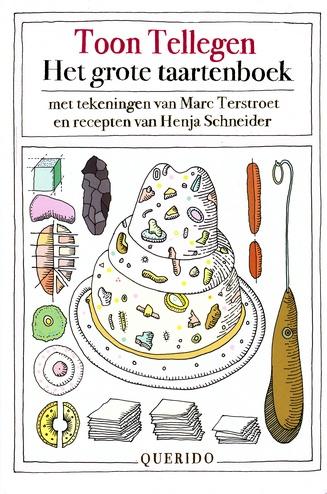 Coverafbeelding van: Het grote taartenboek