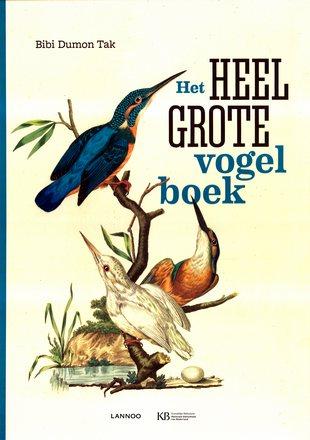 Coverafbeelding van: Het heel grote vogelboek