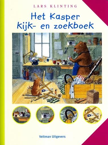 Coverafbeelding van: Het Kasper kijk- en zoekboek