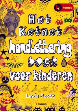 Coverafbeelding van: Het Ketnet handletteringboek voor kinderen