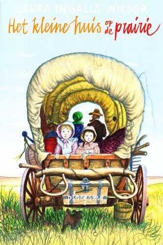 Coverafbeelding van: Het kleine huis op de prairie