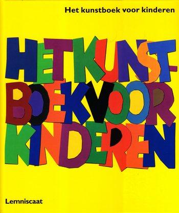 Coverafbeelding van: Het kunstboek voor kinderen – Geel