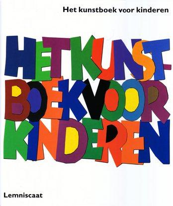 Coverafbeelding van: Het kunstboek voor kinderen – Wit