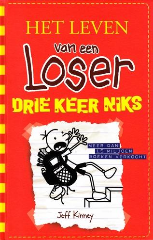 Coverafbeelding van: Drie keer niks – Het leven van een loser, deel 11