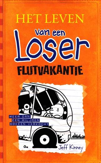 Coverafbeelding van: Flutvakantie – Het leven van een loser, deel 9