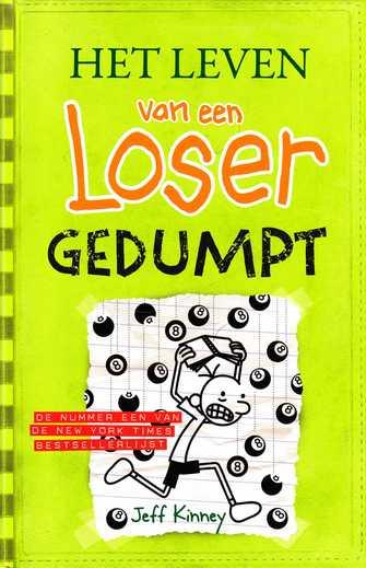 Coverafbeelding van: Gedumpt – Het leven van een loser, deel 8