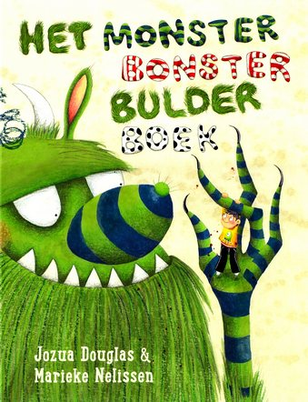 Coverafbeelding van: Het monster bonster bulder boek