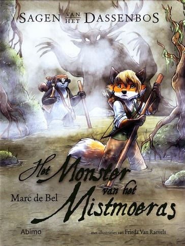 Coverafbeelding van: Het monster van het Mistmoeras