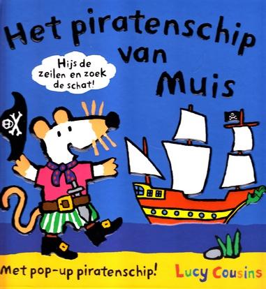 Coverafbeelding van: Het piratenschip van Muis